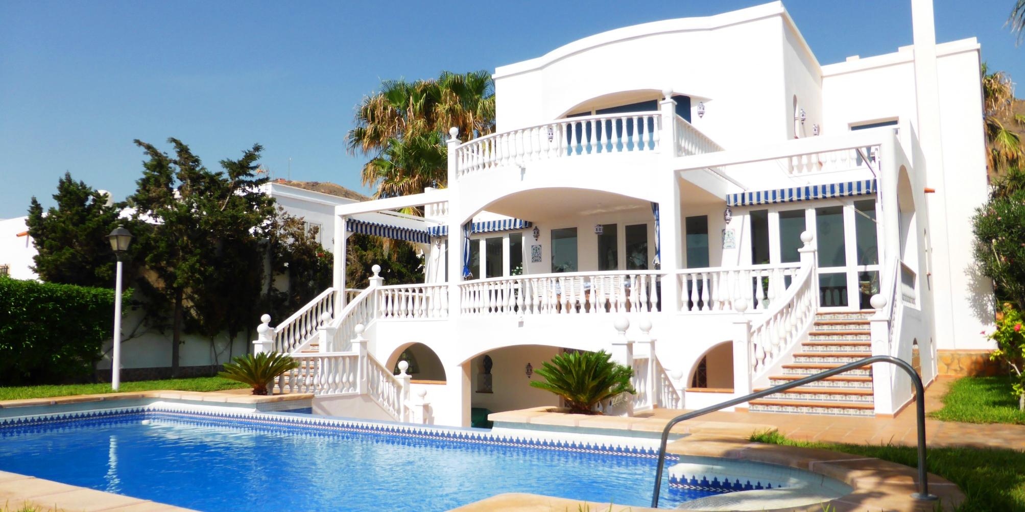 Carboneras Excepcional Villa de Lujo