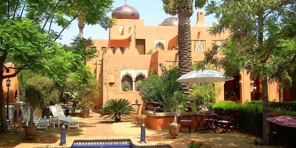 Vera-playa Palacete árabe