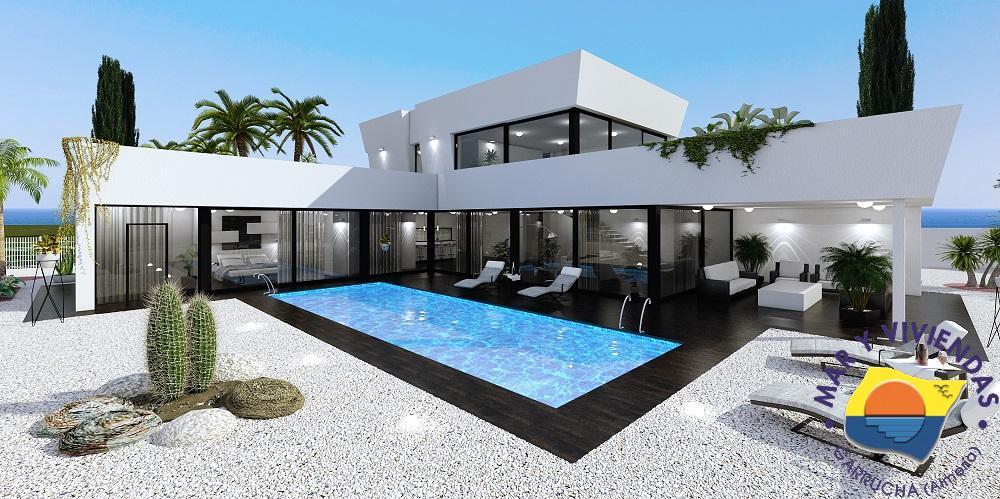 Villa/Chalet independiente en La Cabuzana con parcela de 1000 M2